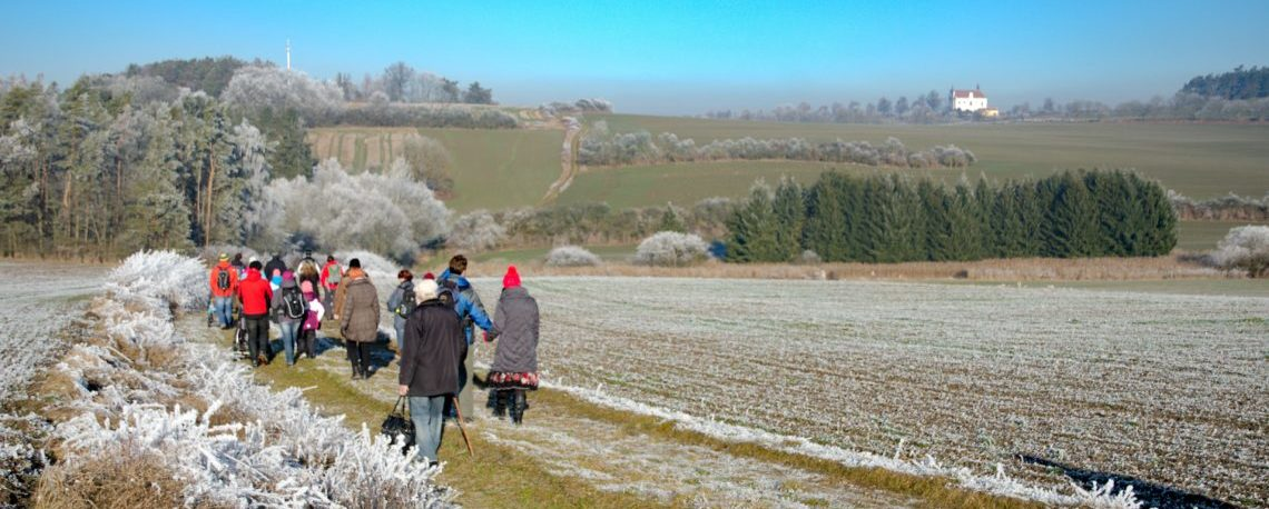 Novoroční pouť do Radomyšle
